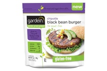 Gardein Black Bean Burger
