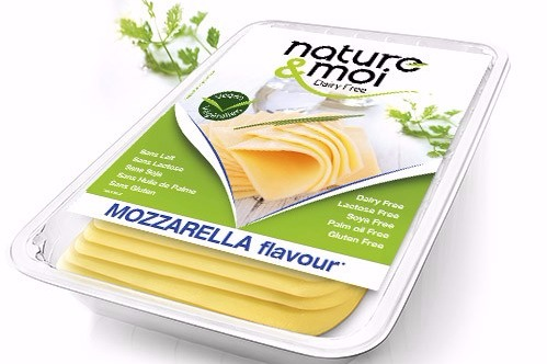 Nature&Moi Slices - Mozzarella