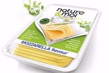 Nature&Moi Slices - Mozzarella