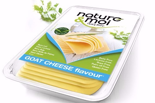 Nature&Moi Slices - Goat Cheese