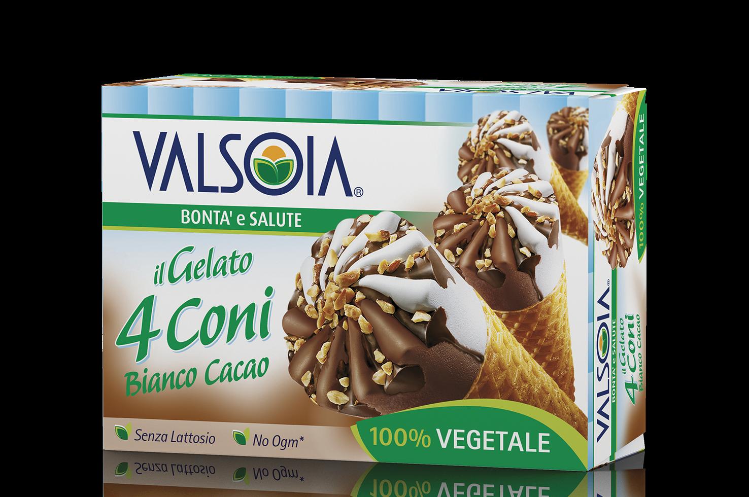 Valsoia Multipack 4 Cones