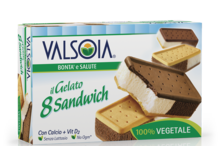 Valsoia Multipack 8 Sandwiches
