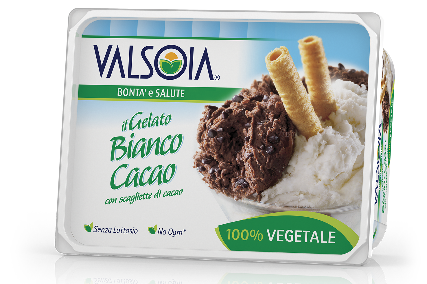 Valsoia Cup Cream and Cocao 500ml