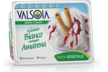 Valsoia Cup Cream and Sour Cherry