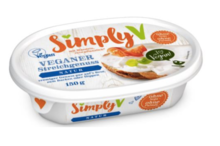 SimplyV cream cheese - creme fraiche