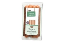 Veggy Friends Vegan sausages 'Wiener'