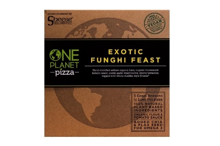 One Planet Pizza Exotic Funghi Feast Pizza