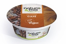 Nature & Moi Creamy Dessert - Café 150g