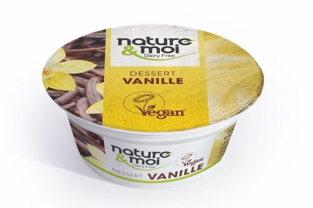 Nature & Moi Creamy Dessert - Vanille 150g