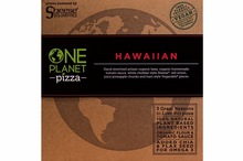 One planet Pizza Hawaiian