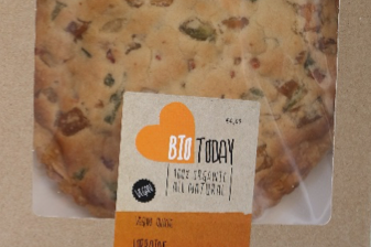 Bio Today Vegan Quiche - Lorraine
