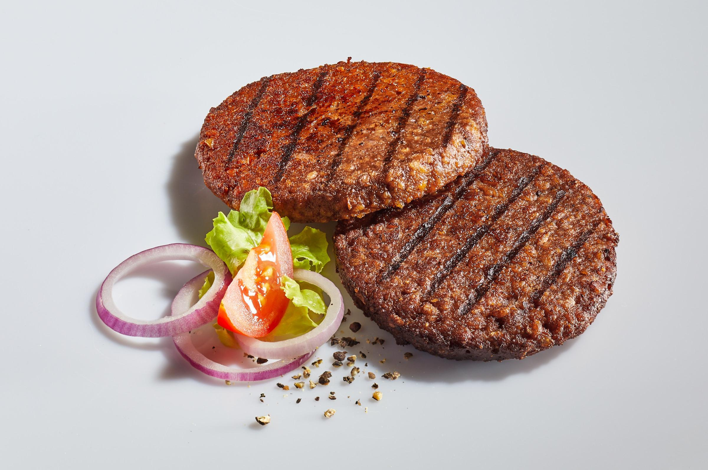 Beefless smoky Burger - 5 kilo - VeggieMeat