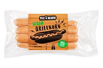 Peas of Heaven Hotdog 300g