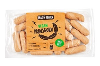Peas of Heaven Coctail sausage 250g