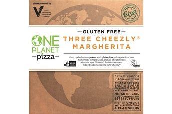 One Planet Pizza Glutenfree Margherita