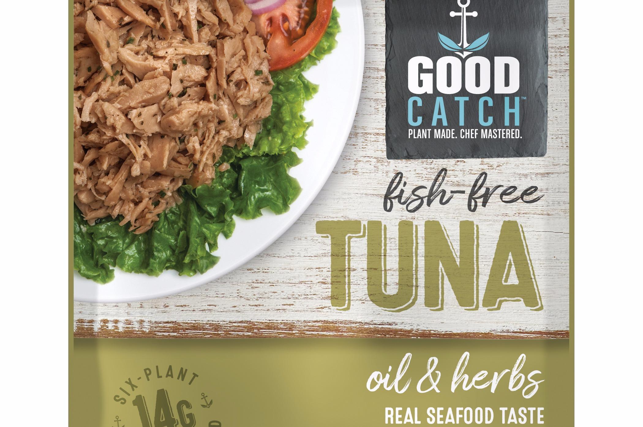 Good Catch Fish-Free Tuna, Oil & Herbs