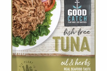 Good Catch Fish-Free Tuna, Oil & Herbs