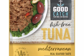 Good Catch Fish-Free Tuna, Mediterranean