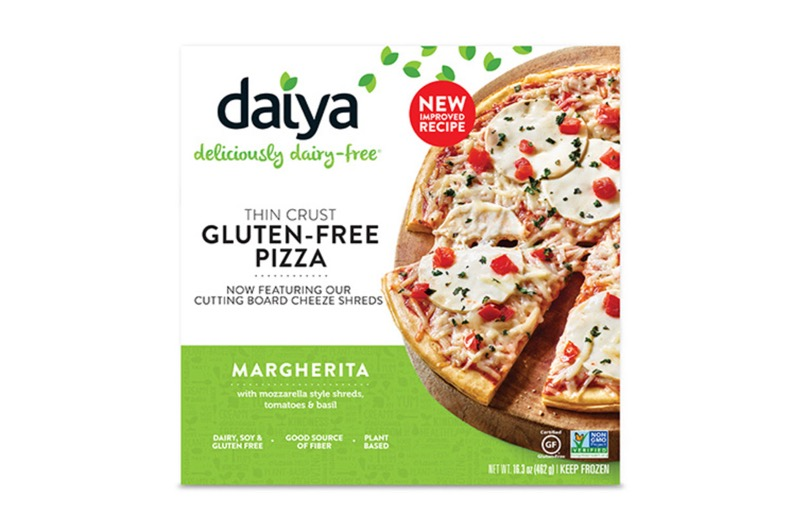 Daiya Margherita Pizza
