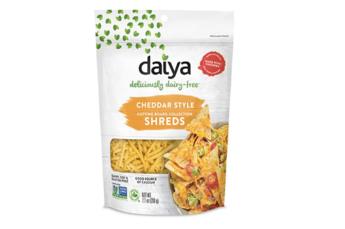 Daiya Cutting Board Shreds Cheddar