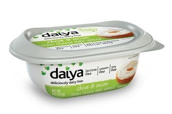 Daiya Cream Cheese Spread Chives & Onion