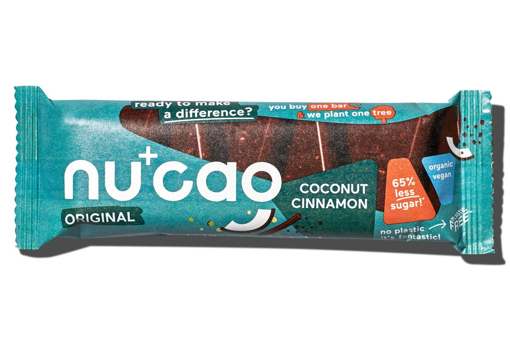 NuCao Coconut Cinnamon