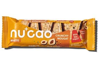 NuCao Crunchy White Nougat