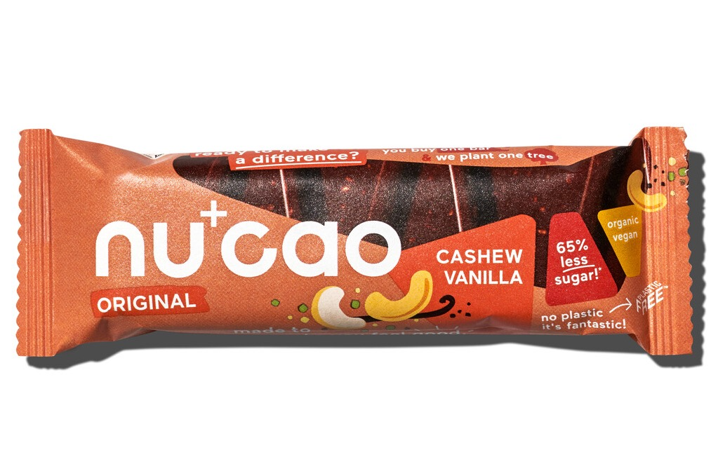 NuCao Cashew Vanilla